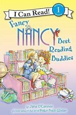Fancy Nancy: Best Reading Buddies (I Can Read Level 1)-ExLibrary