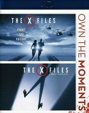 X-Files: Fight the Future/The X-Files: I Want to Blu-ray Region A