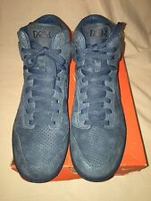 Nike Dunk High Premium Daves Quality Meat DQM Blue Size 11 Supreme DQM Dunks