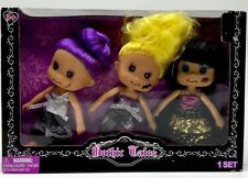 Gothic Tales Mini Dolls 3 Doll Set 6 inch New in package Ages 3+