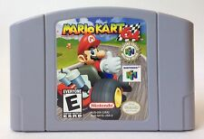 Nintendo 64 N64 Mario Kart 64 Video Game Cartridge