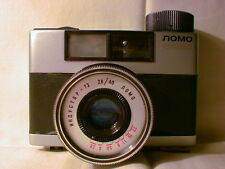LOMO 135BC industar lens Russian semi-automatic vintage compact mechanic camera