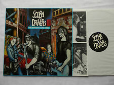 SCUBA DRIVERS Welcome to hard times FRENCH punk rock LP SPLIFF Rds - NEUF / NEW