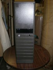 New Black AT Full Tower Computer PC Case Enclosure 386 486 Pentium Vintage Build