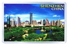 SHENZHEN CHINA FRIDGE MAGNET SOUVENIR IMAN NEVERA