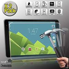 "2 Pack Tempered Glass Screen Protector for Vodafone Tab Prime 6 9.7"" Tablet"