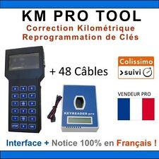 Valise de CORRECTION KILOMÉTRIQUE en Français TACHO PRO 2008 - KIT COMPLET