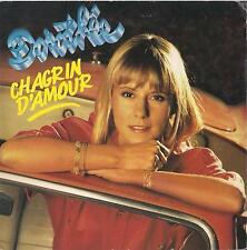 DISCO 45 Giri  Dorothée – Chagrin D'Amour / Une Petite Musique Pour Moi