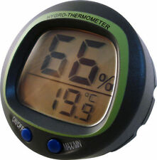 New Panel Mount Digital Thermometer & Hygrometer  Poultry Incubators & Brooders