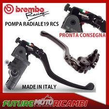 BREMBO POMPA FRENO RADIALE RCS 19 RACING MOTO KAWASAKI Z750 / R