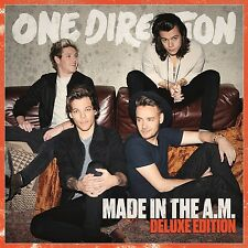 ONE DIRECTION - MADE IN THE A.M.  CD DELUXE EDITION NEW+