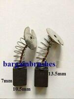 Carbon Brushes Dewalt BK05 BK06 7x10.5x13.5/17 Grinder Saw DW130 DW134 DS24 -E53