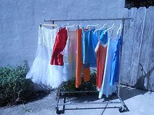 Vintage Lot of 9 1950s  Women's Lingerie Crinolines etc Sizes Colors Styles #6
