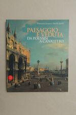 PAESAGGIO e VEDUTA - Da POUSSIN a CANALETTO - Skira - 2006