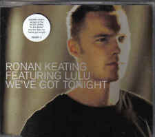 Ronan Keating feat Lulu-Weve got tonight  cd maxi  single incl video