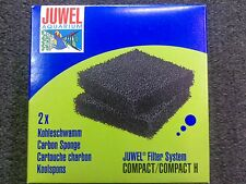 Juwel Compact Carbon sponges