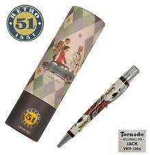 Retro 51 #VRR-1364 / Jack of Spades Rollerball Tornado Pen