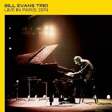 Live In Paris 1974 - Bill Trio Evans (2009, CD NEUF)