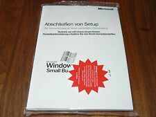 Windows Small busines Server 2003 premium SBS alemán 5-cal completamente nueva
