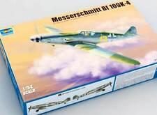 Trumpeter Messerschmitt Bf 109k-4 iii/jg52 ii/jg77 + ätzteile 1:32 modelo-Kit