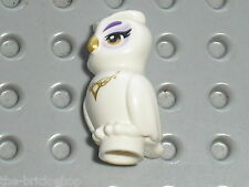 Personnage chouette  LEGO ELVES Minifig White Baby Owl ref 21333 / Set 41078