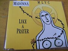MADONNA LIKE A PRAYER  CD SINGOLO