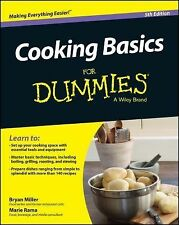 Cooking Basics for Dummies® by Dummies (2014, Paperback)