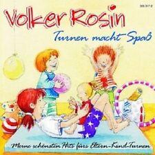 VOLKER ROSIN - TURNEN MACHT SPASS  CD NEU