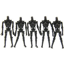 Lot 5 Gift 3.75'' Terminator Movie Auction T--700 Action Figure Loose Toys S408