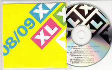 XL Recordings 08/09 UK 10-trk promo only CD Adele Peter Gabriel Raconteurs