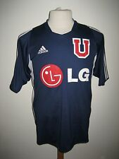 Universidad de Chile home football shirt soccer jersey camiseta futbol size M