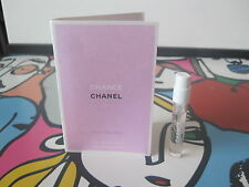 NEW!Chanel Chance Eau Tendre Eau De Toilette Sample 2ml Vial Spray,SHIP WORLD