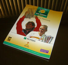 2010 BNP Paribas Open Tennis Program - Rafael Nadal, Vera Zvonareva