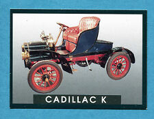 AUTO - Stickline - Figurina-Sticker n. 10 - CADILLAC K - 1907 -New