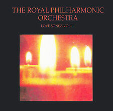 NEW Love Songs, Vol. 1 by Royal Philharmonic Orchestra CD (CD) Free P&H