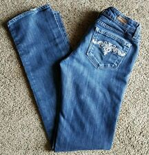 "PAIGE ""BLUE HEIGHTS"" SKINNY JEAN'S   Size 28"