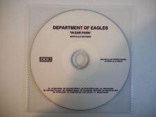 DEPARTMENT OF EAGLES : IN EAR PARK [ CD ACETATE PORT GRATUIT ]