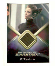 WOMEN OF Star Trek costume trading card E'TYSHRA Darlene Carr WCC25 Deep Space 9