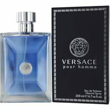 Versace Pour Homme EDT for Men 200 ml | Genuine Men's Perfume