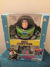 TOY STORY BUZZ LIGHTYEAR Original * YELLOW STRIPE 1995 FIRST EDITION Dolls Toys