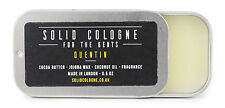Solid Cologne Quentin Scent 0.5oz in Travel Tin