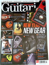 GUITARIST MAGAZINE March 2013 Gibson Les Paul PRS Fender Mesa Boogie VOX ZOOM