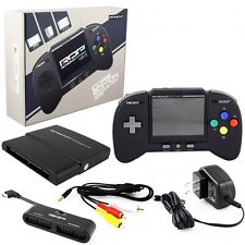 New RDP Retro Duo Portable V2.0 Core Ed. - Nintendo SNES & NES Handheld Console