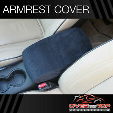 Subaru Forester (E5G) BLACK Armrest Cover For Console Lid 2009-2014