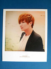 Super Junior SM Official Everysing Photo Card Photocard - Leeteuk
