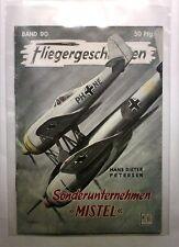 Historias aviador banda 90 especial de la empresa Mistel en cubierta protectora