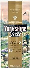 YORKSHIRE GOLD  LOOSE LEAF TEA 250G Worldwide from Britain UK