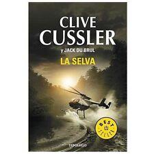La Selva by Jack Du Brul and Clive Cussler (2013, Paperback)