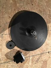 Roland V Hi Hat VH11 Electronic Hi Hat Cymbal with control and pressure plate