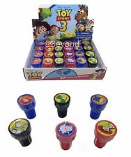 Disney Toy Story 24x w/ Box Self Ink Stamps Birthday Party Favors Bag Filler~